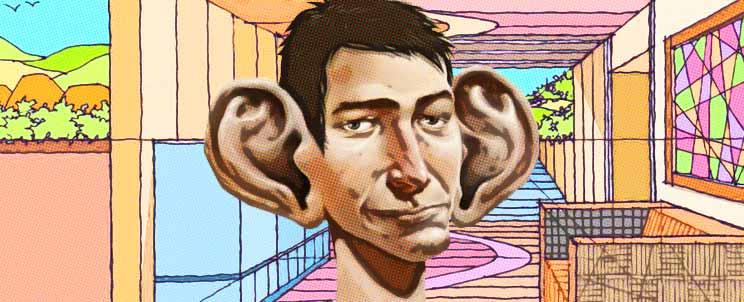 ¿Cómo disimular las orejas grandes?