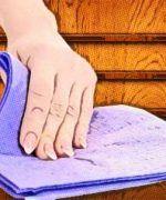 Cómo disimular rayaduras en los muebles de madera