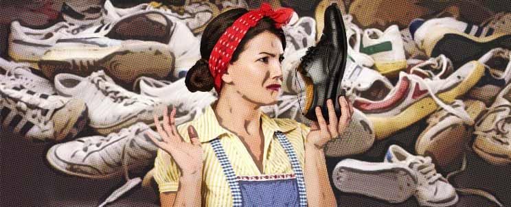 ¿Cómo evitar y quitar el mal olor de zapatos y zapatillas?