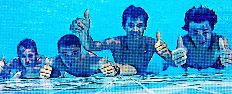 Resultado de imagen de diversion piscina