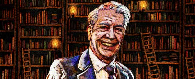 la novela testimonial en Vargas Llosa
