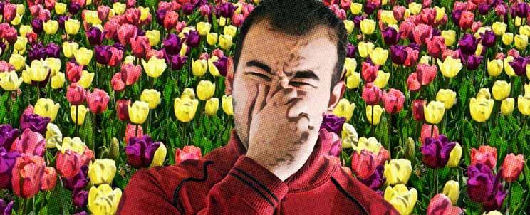 La sinusitis y la sensación de mal olor en la nariz