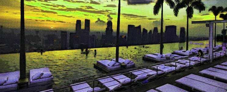 las diez mejores piscinas del mundo
