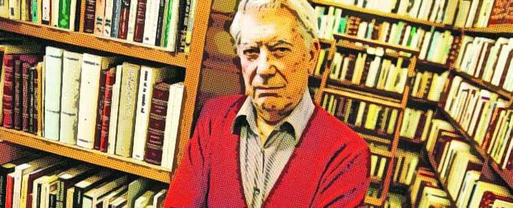 Estudios literarios de Vargas Llosa