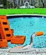 materiales de piscinas para diferentes clases de natatorios