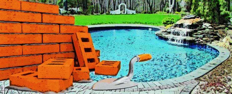 Excelentes materiales de piscinas para diferentes clases for Material para piscina