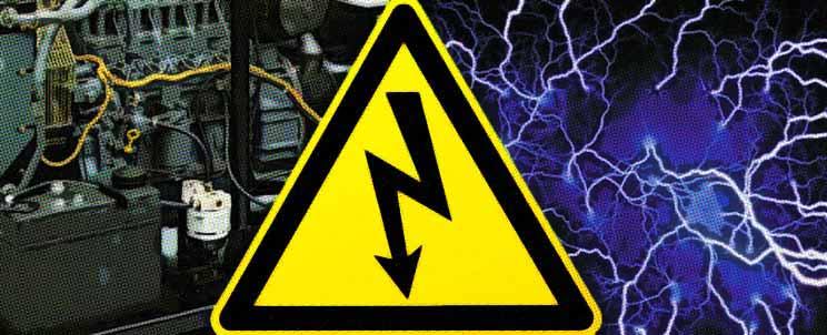 precauciones de seguridad con equipos de grupos electrógenos