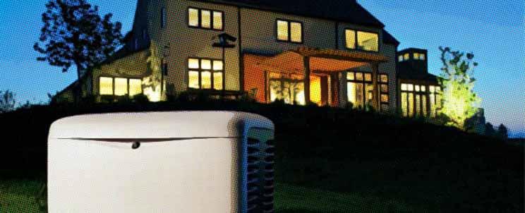 ¿Qué grupo electrógeno necesito para una casa?