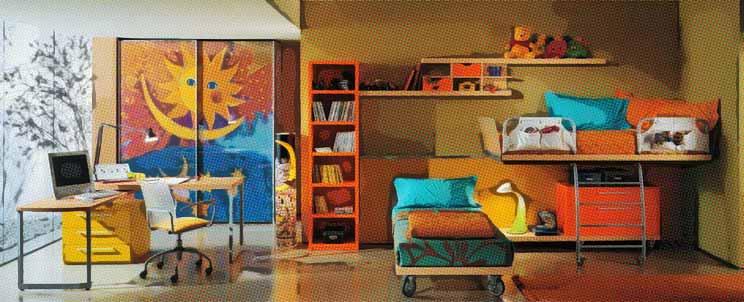 Aprenda c mo crear dormitorios infantiles originales for Dormitorios infantiles originales