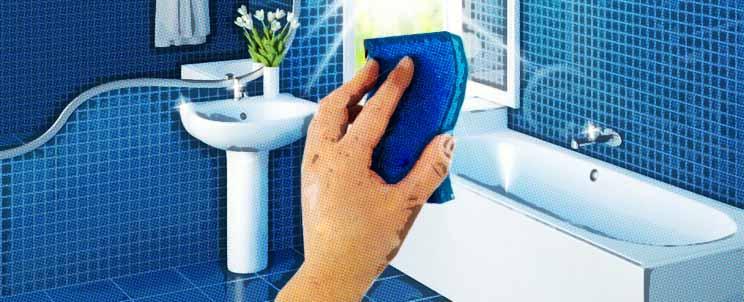 ¿Cómo eliminar el óxido en la tina de baño?