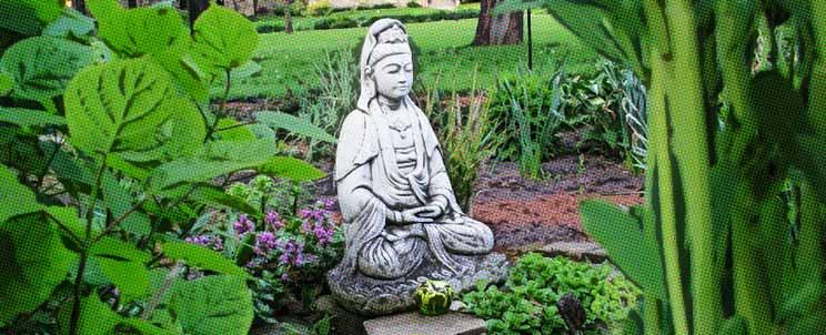 C mo hacer un jard n zen elementos y consejos - Hacer jardin zen ...