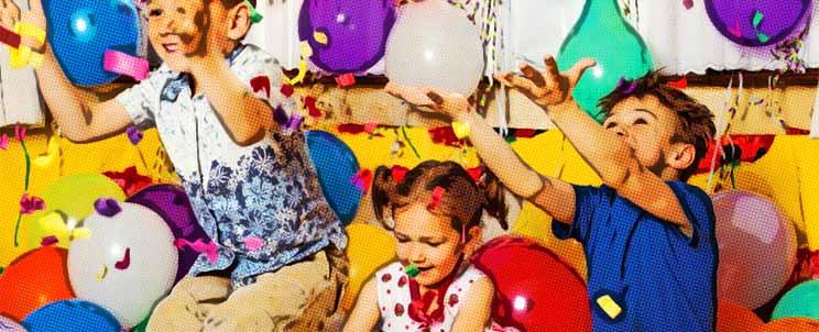 Cómo organizar una fiesta infantil en 10 pasos