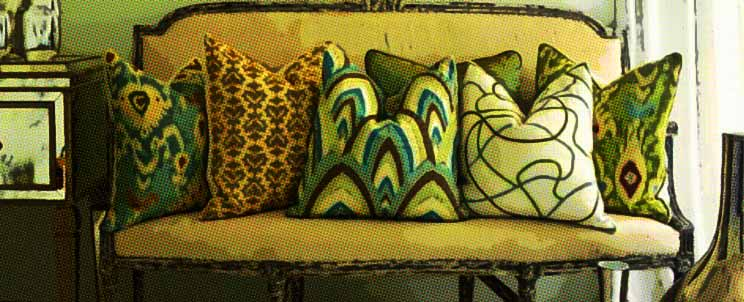 Ideas de almohadones decorativos