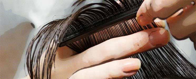 ideas de corte de pelo con poco cabello