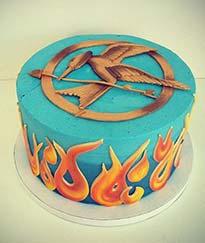 ideas fiesta cumpleaños infantil tortas fuego