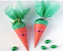 ideas fiesta cumpleaños infantil zanahorias