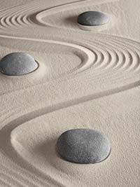 Im genes de jardines zen - Arena jardin zen ...