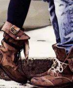 zapatos casuales y la moda urbana
