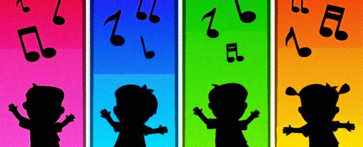 Música infantil para cumpleaños