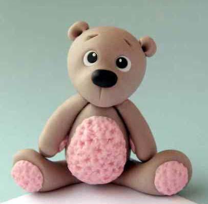 Originales souveniers para nacimiento en porcelana fría