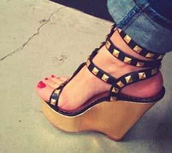 zapatos casuales urbanos