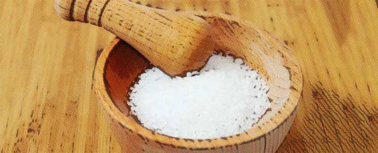 Natrum muriaticum en homeopatía