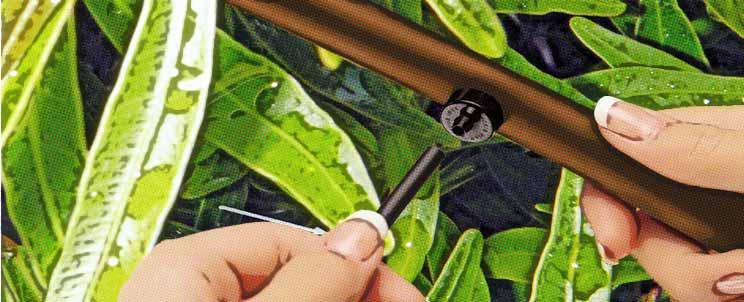 montar un riego por goteo en macetas casero