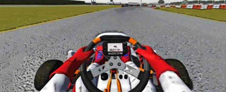 ¿Cómo se practica el deporte de karting?