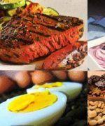 10 alimentos ricos en aminoácidos