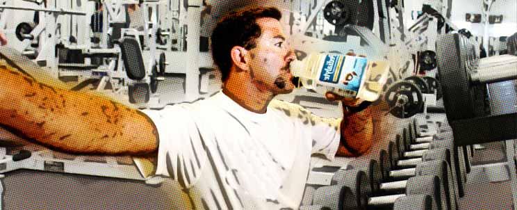 ¿Por qué tomar aminoácidos?