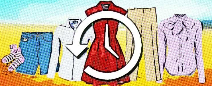 cuidados de la ropa para alargar su vida util