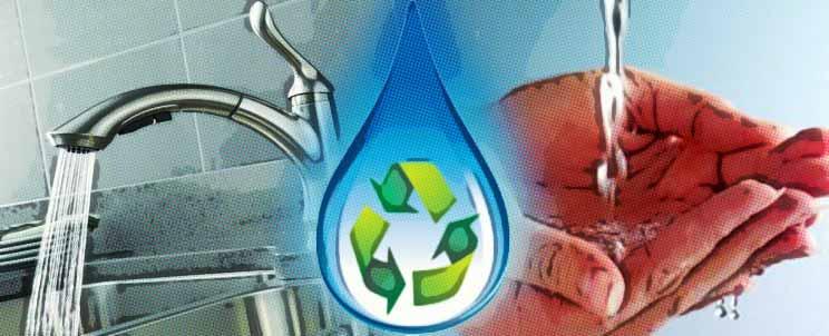 Cuidados del agua en el hogar