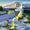 un robot que recorrerá Canada a dedo