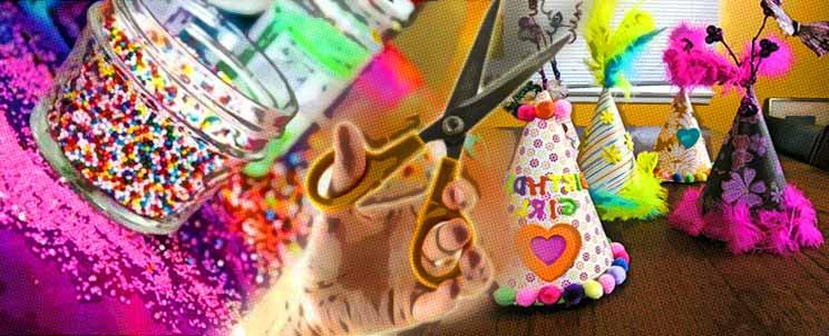 manualidades para fiestas y celebraciones