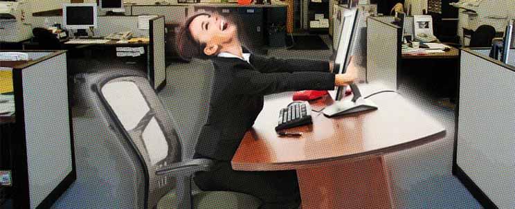 enamorarse del propio trabajo