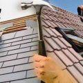 humedad de los tejados
