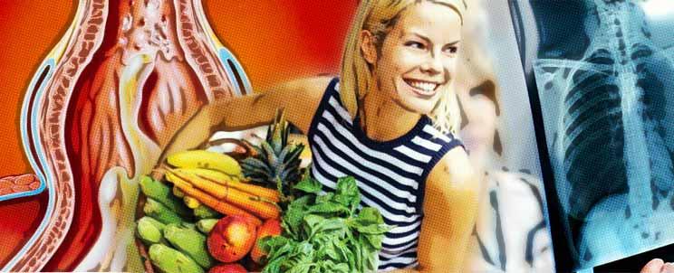 dieta para hernia hiatal