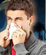 rinitis alérgica nocturna