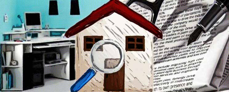 buscar una casa