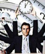 Administrar tu tiempo