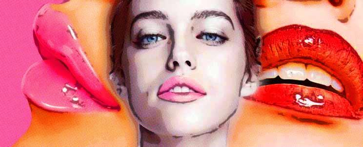 aumentar el volúmen de tus labios