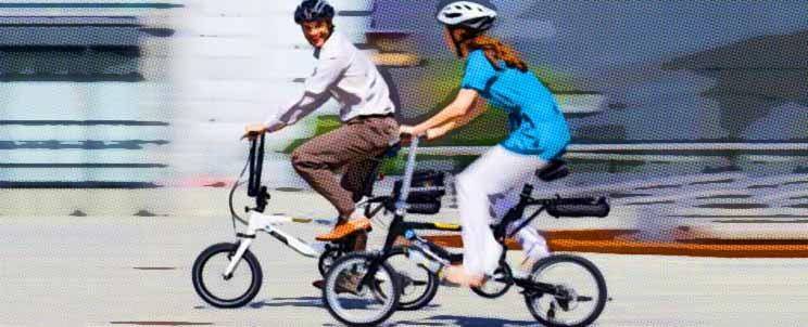 la mejor bicicleta plegable