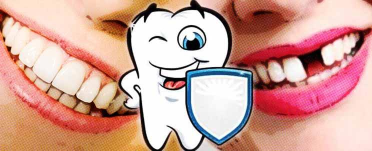 ¿Por qué se caen los dientes?