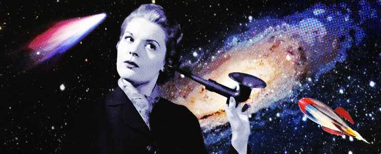 sonidos del espacio capturados por la nasa
