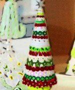 conos de navidad