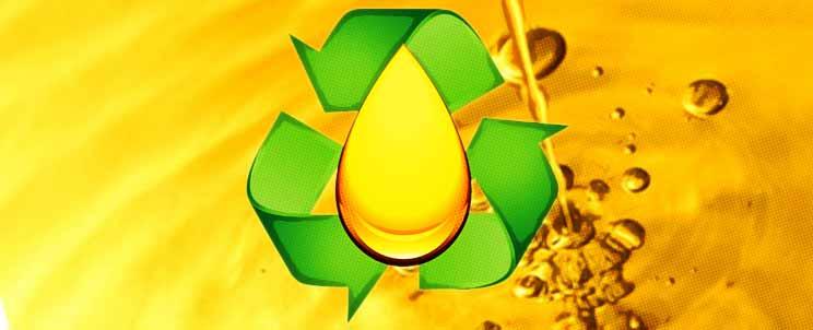 reciclado de aceite de cocina