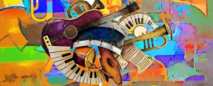 Instrumentos musicales exóticos