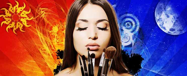 maquillaje de día para la noche