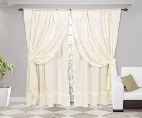 Tipos de cortinas para tus ventanas - Estilo de cortinas ...