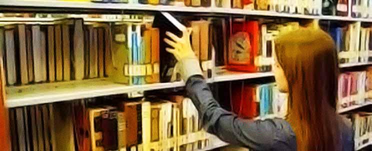 organizar tu biblioteca